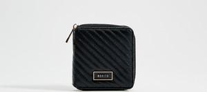 Czarny portfel Mohito