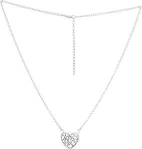 Monarti Rodowany srebrny naszyjnik z napisem Mommy