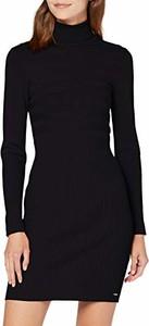 Sukienka amazon.de z długim rękawem w stylu casual