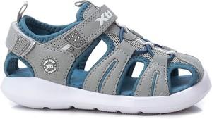 Buty dziecięce letnie Xti Kids na rzepy dla chłopców