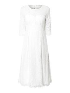Sukienka Marie Noir w stylu casual