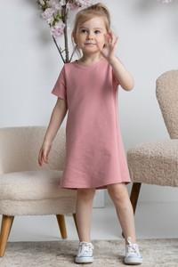 Sukienka dziewczęca KARKO z bawełny