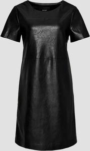 Sukienka Opus mini z krótkim rękawem