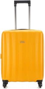 ad25aa50720fe Żółte walizki, kolekcja wiosna 2019