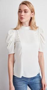 Bluzka Trendyol z krótkim rękawem