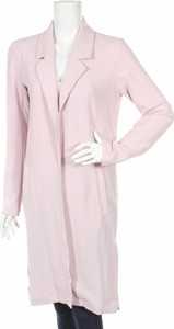 Różowy płaszcz Even&Odd w stylu casual