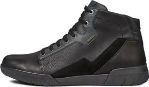 Geox męskie buty za kostkę Redward B Abx, 40, czarne, BEZPŁATNY ODBIÓR: WROCŁAW!