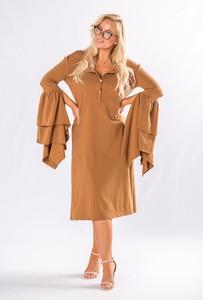 Sukienka Rivabella z bawełny
