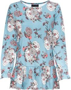 Bluzka bonprix BODYFLIRT z długim rękawem w stylu casual