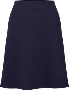 Niebieska spódnica STREET ONE mini