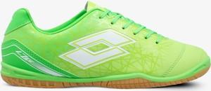 Zielone buty sportowe Lotto