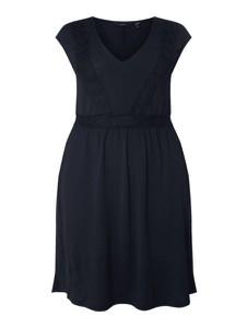 Granatowa sukienka Vero Moda mini