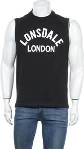 T-shirt Lonsdale z bawełny