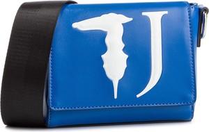 Niebieska torebka Trussardi Jeans