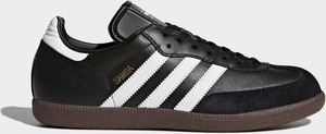 Adidas Originals Buty Adidas SAMBA LEATHER (019000) Black / Footwear White / Core Black