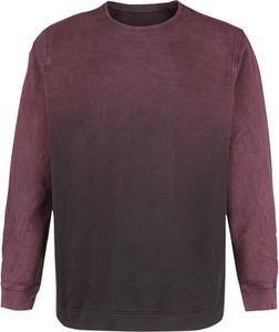 Fioletowa bluza Emp