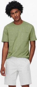 T-shirt Only & Sons z krótkim rękawem
