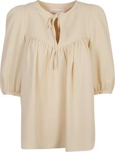 Bluzka SEE BY CHLOE z okrągłym dekoltem