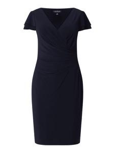 Sukienka Ralph Lauren ołówkowa z dekoltem w kształcie litery v