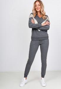 Spodnie sportowe Zoio z dresówki
