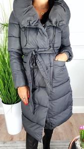 kurtka płaszcz zimowy stylowo i modnie z Allani