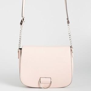 Różowa torebka Sinsay na ramię