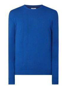 Niebieski sweter Tom Tailor