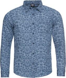 Niebieska koszula Urban Classics