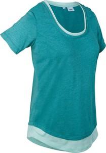 T-shirt bonprix bpc bonprix collection z krótkim rękawem w stylu casual