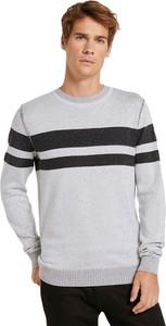 Sweter Tom Tailor z bawełny w młodzieżowym stylu