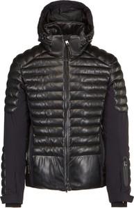 Czarna kurtka Bogner w stylu casual