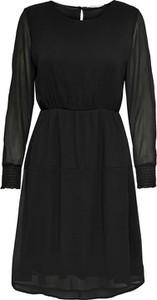 Sukienka Only mini z długim rękawem w stylu casual