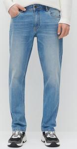 Jeansy Reserved w stylu casual z bawełny