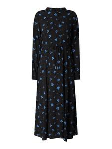 Sukienka Tom Tailor Denim z długim rękawem w stylu casual