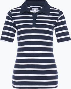T-shirt brookshire z krótkim rękawem z dżerseju w stylu casual