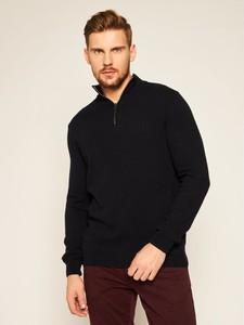 Sweter Oscar Jacobson w stylu casual