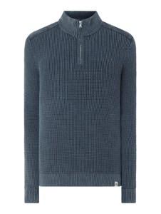 Granatowy sweter McNeal