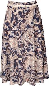 Spódnica Prettyone midi w stylu casual