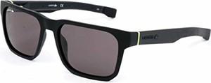 amazon.de Lacoste okulary przeciwsłoneczne (L-877-S 002) matowe czarne - szare