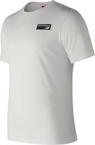 T-shirt New Balance z dżerseju w stylu casual