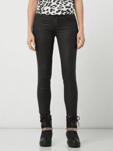 Czarne jeansy Guess w stylu casual