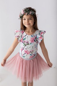 Bluzka dziecięca Myprincess / Lily Grey z bawełny