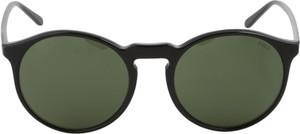 Zielone okulary damskie POLO RALPH LAUREN
