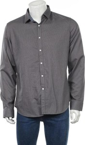 Niebieska koszula Paul Hunter z klasycznym kołnierzykiem w stylu casual
