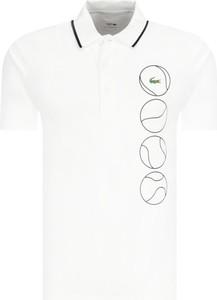 Koszulka polo Lacoste w młodzieżowym stylu