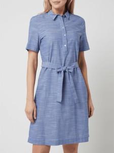 Sukienka Montego mini koszulowa