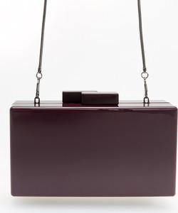 Czerwona torebka Reserved mała na ramię