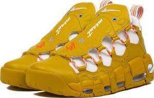 Buty sportowe Nike sznurowane na koturnie
