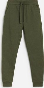 Zielone spodnie dziecięce Reserved