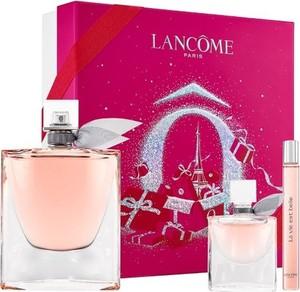 Lancôme Lancome, La Vie Est Belle, zestaw, woda perfumowana, spray, 100 ml + woda perfumowana, spray, 10 ml + miniatura wody perfumowanej, 4 ml